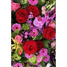 Фотообои - Букет цветов