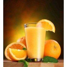 Фотообои - Фреш из апельсинов