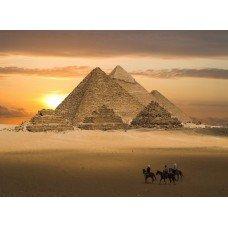 Фотообои - Египет на закате